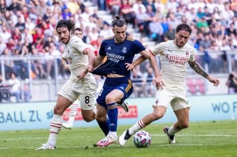 Laga pramusim: Real Madrid Imbang Lawan Milan, Atletico Kalah dari Feyenoord