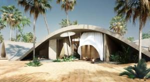 Populer Properti, Hotel di Tengah Gurun Pasir hingga Rumah Tony Stark Disewakan