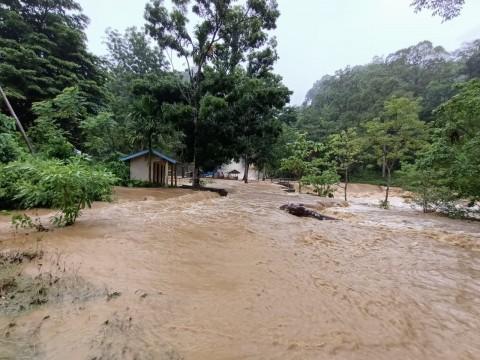 412 Jiwa Di Aceh Besar Terdampak Banjir