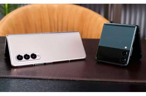 Samsung Galaxy Z Fold 3 dan Galaxy Z Flip3 Resmi Meluncur