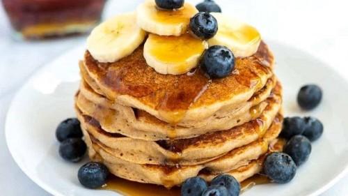 Ini cara membuat pancake yang fluffy. (Foto: Dok. Endeus TV)