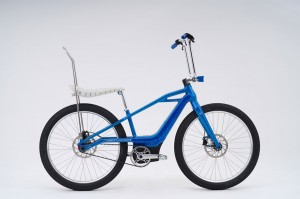 Serial 1 Mosh/Chopper, Sepeda Listrik Garapan Harley-Davidson