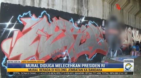Singgung Pelarangan Mural, Sudjiwo Tejo: Mari Merdeka dari Rasa Minder