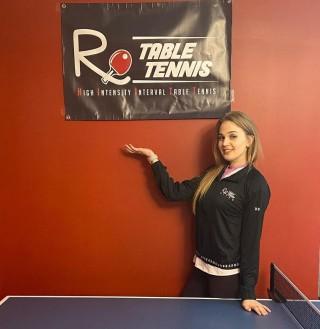 Pesona Anastasia Rybka, Pelatih Tenis Meja Justin Bieber yang Bikin Lelaki Tak Berkedip