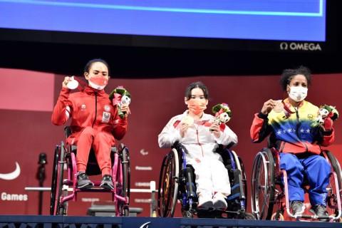 Keren! Indonesia Raih Medali Pertama Paralimpiade Tokyo