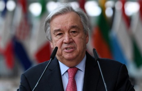 103 Orang Tewas, Sekjen PBB Kecam Serangan Teroris di Bandara Kabul