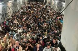 Buru-Buru Evakuasi dari Taliban