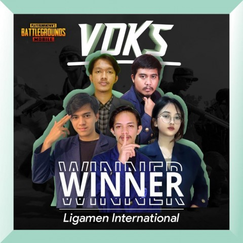 Tim PUBG Mobile IPB Juara 1, Kalahkan Tim Malaysia