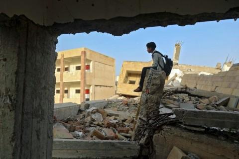 Bentrokan Terbaru Houthi dan Pasukan Pemerintah di Yaman Tewaskan 65 Orang