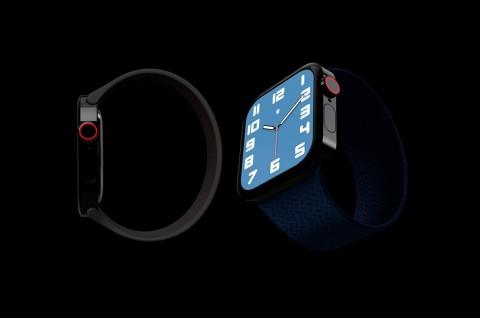 Apple Watch Series 7 Pasang Layar Lebih Besar