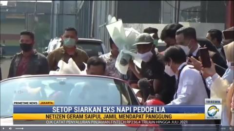 Komisioner KPAI Dukung Masyarakat Boikot Tayangan yang Tampilkan Saipul Jamil