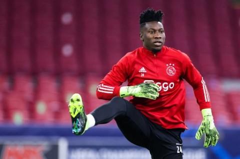 Andre Onana Tolak Perpanjangan Kontrak Ajax