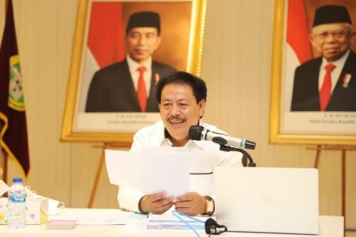 Kepala Perpusnas Muhammad Syarif Bando. (Foto: Istimewa)