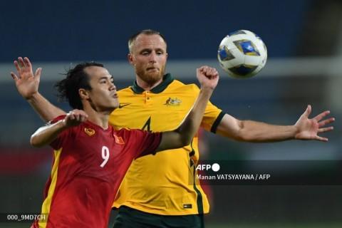 Kualifikasi Piala Dunia 2022: Australia Putus Rekor 17 Kemenangan Vietnam