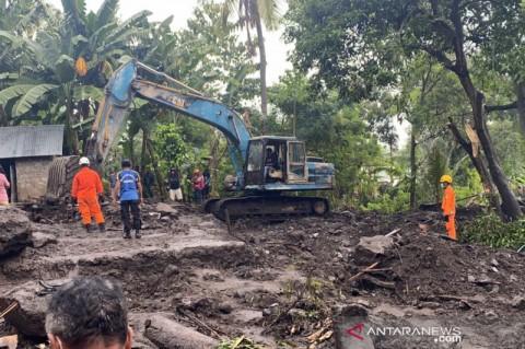 Hari keenam Pencarian, Korban Banjir Bandang di Ngada NTT Belum Ditemukan