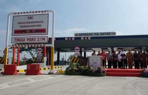 Fantastis! Pembangunan Tol Trans Sumatra Butuh Rp547 Triliun