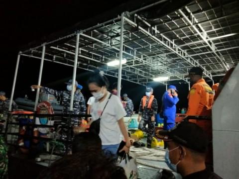 Seluruh Penumpang KM Simba 01 Telah Dievakuasi