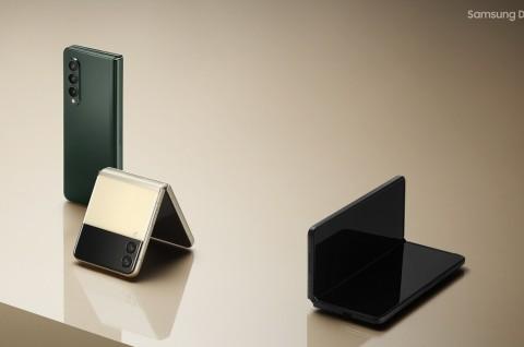 Ada Paket Menarik untuk Pembeli Samsung Z Fold3 dan Z Flip3