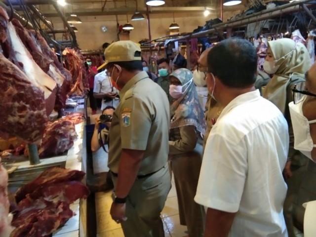 Dugaan Penjualan Daging Anjing di Pasar Senen Diselisik