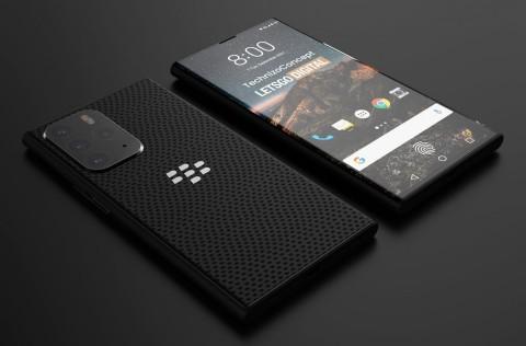 BlackBerry Bakal Kembali Langsung Bikin Smartphone 5G, Masih Minat?