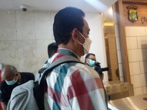 Kalapas Klas 1 Tangerang Memenuhi Panggilan Polda Metro