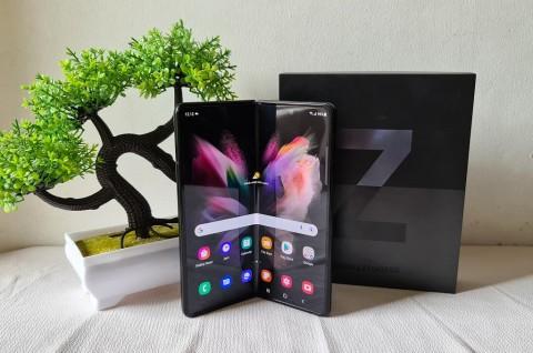 Samsung Galaxy Z Fold3, Si Unik Jago Multitasking