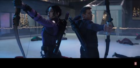Marvel Studio Bagikan <i>Trailer</i> Hawkeye, Tayang 24 November