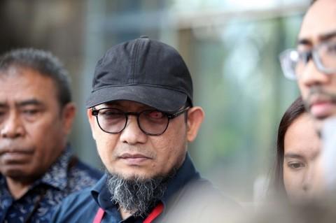 Novel Ngotot Sebut Pegawai Tak Lolos TWK Ditawari Bekerja di BUMN