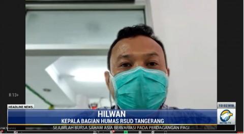Korban Jiwa Kebakaran Lapas Tangerang Jadi 48 Orang
