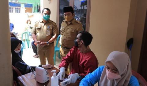 Covid-19 di Kota Tangerang Melandai