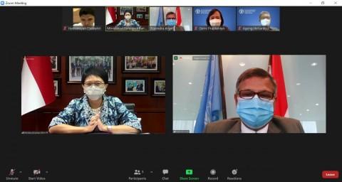 Indonesia, FAO Reaffirm Stronger Partnership