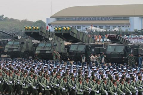 TNI Buka Penerimaan Calon Perwira Prajurit Karier 2021, Cek Persyaratannya
