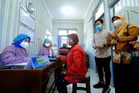 Akhir September, Gibran Targetkan Vaksinasi di Solo Mencapai 120%