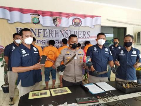 Baru Bebas 2 Minggu, Pencuri Motor di Bekasi Kembali Ditangkap