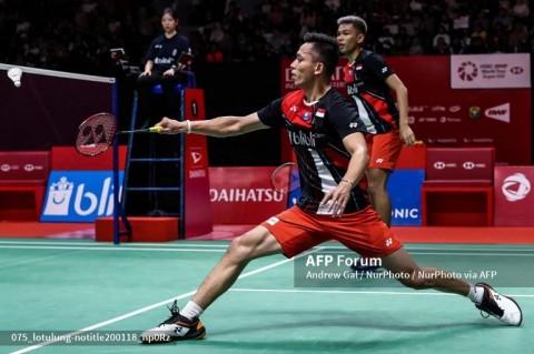 Jelang Piala Sudirman, Tim Indonesia Fokus Jaga Kesehatan