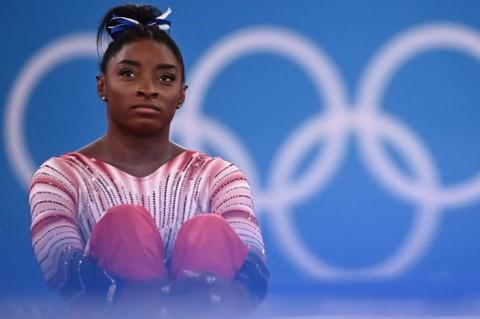 Soal Kasus Pelecehan Seksual Atlet, Simone Biles Siap Bongkar Borok Tim Senam AS