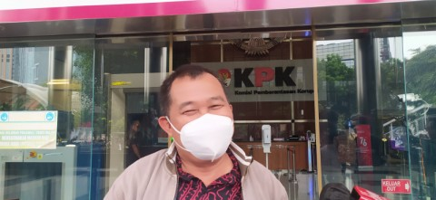 MAKI Serahkan Bukti Dugaan TPPU Eks Bupati Kutai Kartanegara ke KPK