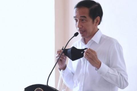 Jokowi Teken Perpres 82/2021 Tentang Dana Abadi Pesantren