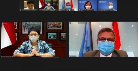Indonesia-FAO Perkuat Kerja sama Sistem Pangan Berkelanjutan