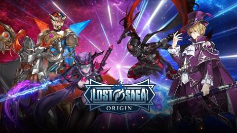 Game Lost Saga Origin Rilis Hero Baru, The G.R.E.A.T