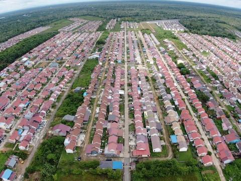 Kementerian PUPR Dorong Pembangunan Rumah di Daerah Perbatasan
