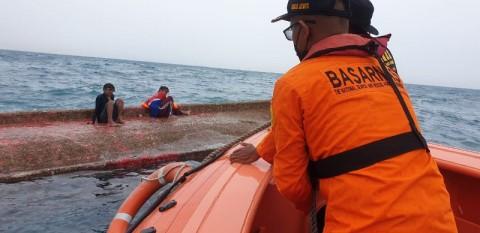 Kapal Nelayan Tenggelam di Perairan Teluk Jakarta, 4 Orang Hilang