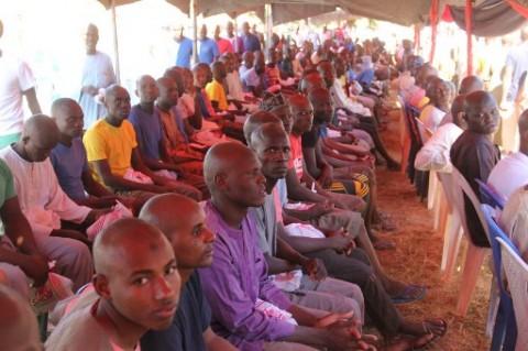 108 Napi yang Kabur dari Penjara Nigeria Berhasil Ditangkap
