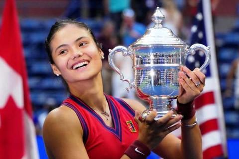 Thiem Sebut Kemenangan Raducanu Capaian Terbesar Atlet Putri