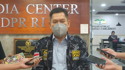 DPR Panggil Yasonna Terkait Kebakaran Lapas Klas I Tangerang