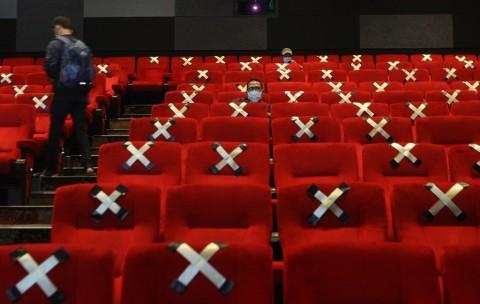 Catat! Ini Jadwal Pembukaan Kembali Bioskop di Jakarta