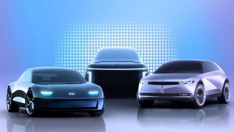 Hyundai Ioniq 7 Siap Panaskan Segmen Mobil Listrik SUV