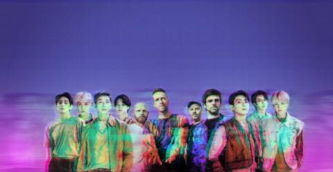 Coldplay Bakal Kolaborasi dengan BTS