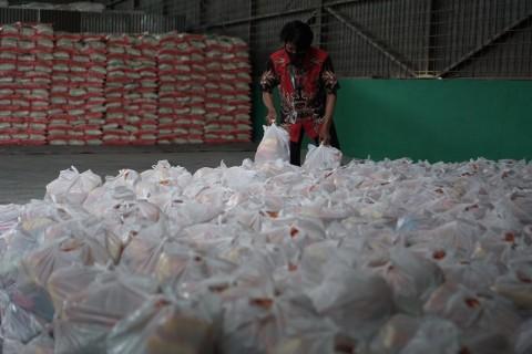 Masyarakat Penghasilan Rendah di Surabaya Akan Dibantu JPS