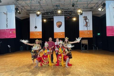 Penampilan Seni dan Budaya Indonesia Pukau Publik Jerman